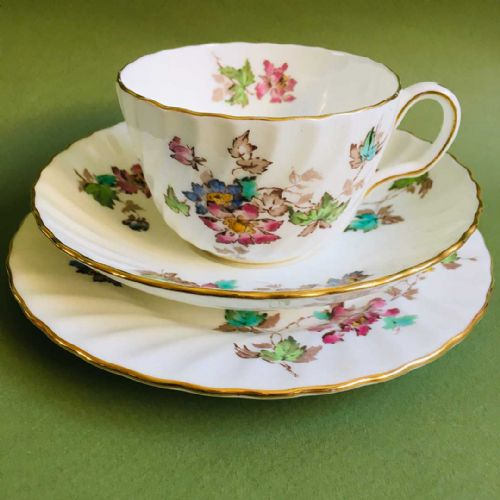 Minton - Bone China - Trio - Vermont - 50s